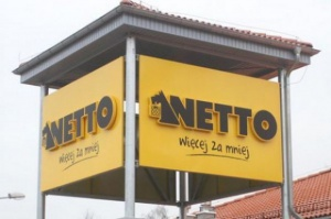Netto z trzynastym sklepem w Poznaniu