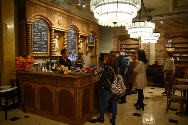 Green Caffè Nero otworzyło swoją flagową kawiarnię w Warszawie