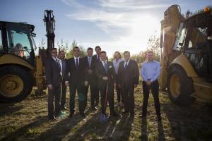Rusza budowa centrum dystrybucyjnego Makro pod Pruszkowem