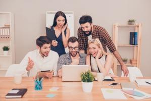 Millenialsi inaczej niż pracodawcy definiują sukces