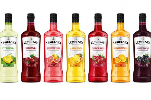 Marka Lubelska z nowym designem butelki i etykiety