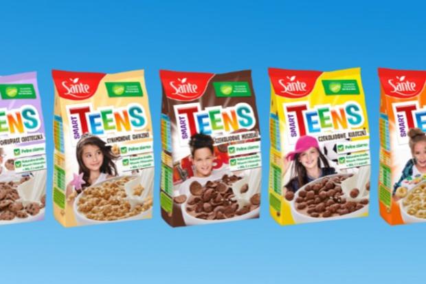 Sante wprowadza nowy produkt śniadaniowy dla dzieci