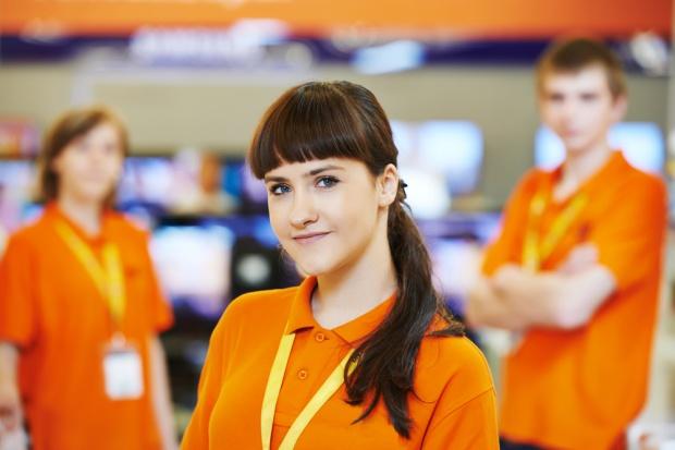 Wzrost płac w handlu będzie hamowany przez pracowników z Ukrainy