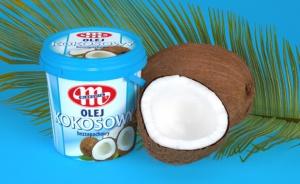 Mlekovita rozszerza ofertę o olej kokosowy