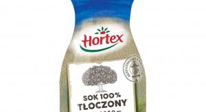 Hortex poszerza ofertę o soki tłoczone 100 proc.