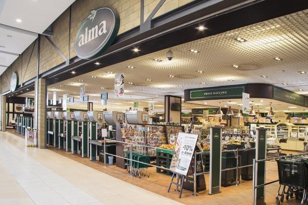 Majątek Almy Market zabezpieczony przez sąd