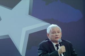 Prezes PiS nie rezygnuje z podatku handlowego