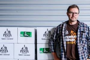 Browar Pinta: Popularyzujemy za granicą polskie odmiany chmielu