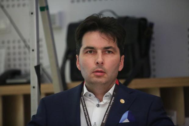 Dyrektor Suempolu na IX Forum Rynku Spożywczego i Handlu