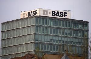 BASF ze spadkiem sprzedaży w III kwartale 2016