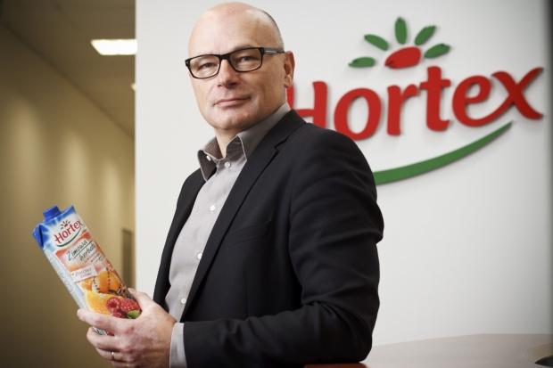 Tomasz Kurpisz, prezes Grupy Hortex, prelegentem IX Forum Rynku Spożywczego i Handlu