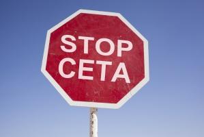 Sto tysięcy podpisów i demonstracje przeciw CETA