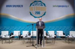 Wiceminister Bogucki na FRSiH: Chcemy otwierać nowe rynki i promować polską żywność