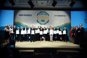 """Przyznano certyfikaty """"Dobry produkt - wybór ekspertów 2016"""" (galeria zdjęć)"""