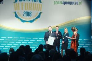 """Zdjęcie numer 3 - galeria: Przyznano certyfikaty """"Dobry produkt - wybór ekspertów 2016"""" (galeria zdjęć)"""
