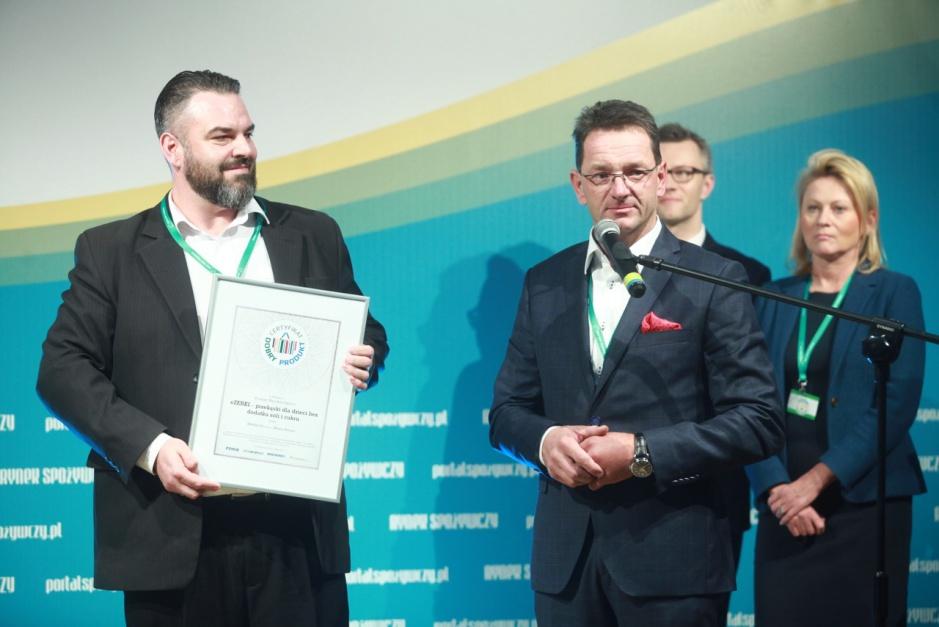 """Zdjęcie numer 19 - galeria: Przyznano certyfikaty """"Dobry produkt - wybór ekspertów 2016"""" (galeria zdjęć)"""