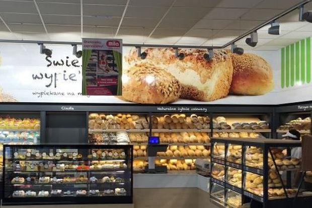 Mila z supermarketem w Bydgoszczy