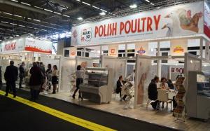 Polskie drobiarstwo na targach Sial w Paryżu