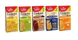 Sante wprowadza na rynek ciastka śniadaniowe Cookies