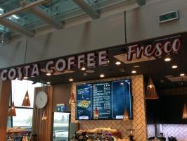 Costa Coffee Fresco – nowy koncept sieci