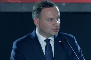 Andrzej Duda: To inne kraje będą miały problem z ekspansją polskich firm