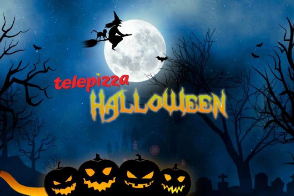 Telepizza zaprasza do wirtualnej rzeczywistości z okazji Halloween