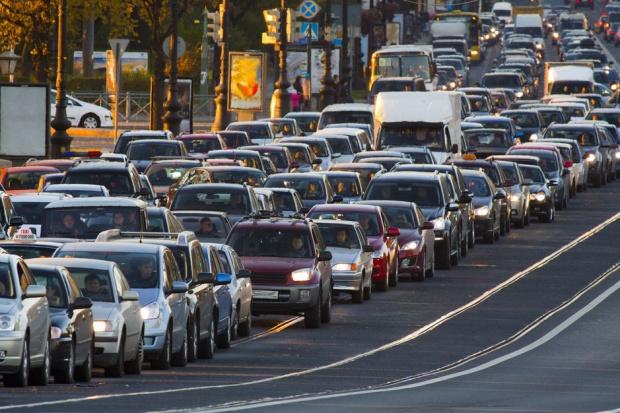 Tłoczniej na drogach - rusza akcja