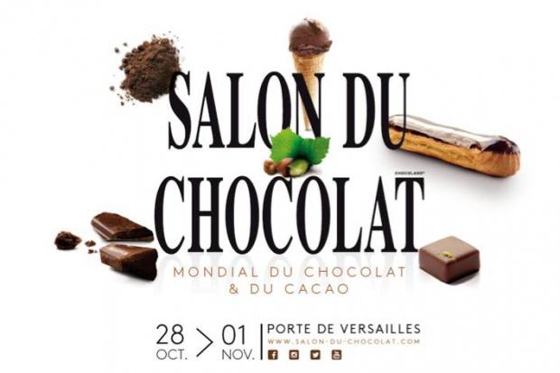 Ruszyły targi czekoladowe w Paryżu