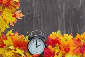 W nocy z 29 na 30 października zmieniamy czas z letniego na zimowy