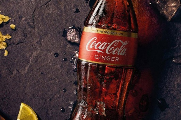 Coca-Cola o smaku imbiru? Tylko w Australii