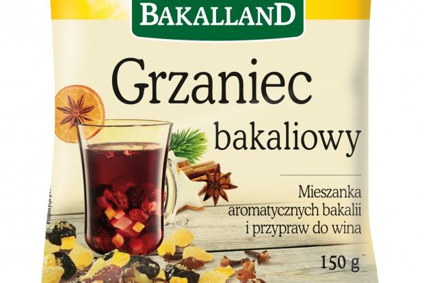 Grzaniec bakaliowy – sezonowa innowacja od Bakallandu