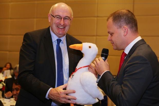 KRD-IG reprezentantem europejskiego drobiarstwa w Azji