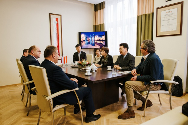 Przedstawiciele chińskiego drobiarstwa z wizytą w Polsce