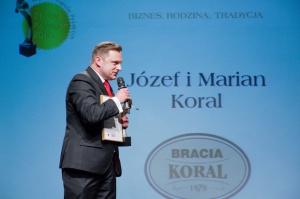 Mariusz Jurek, dyrektor generalny PPL Koral - rozmowa o trendach na rynku lodów