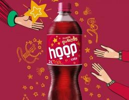 Hoop Cola z nową kampanią świąteczną