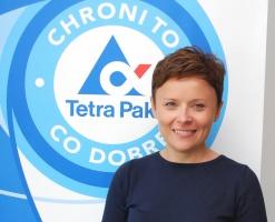 Kinga Sieradzon została dyrektorem generalnym Tetra Pak