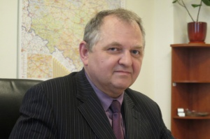 Wiceminister rolnictwa Ryszard Zarudzki promuje polską żywność w Mińsku