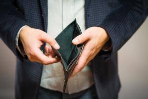 Gwałtownie rośnie liczba upadłości konsumenckich