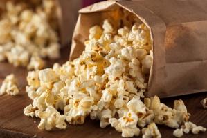 Puszkowanie i prażenie kukurydzy nie wpływa na jej wartość odżywczą