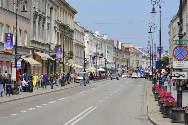 Nowy Świat w Warszawie najdroższą ulicą handlową w Polsce