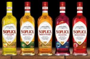 Marka Soplica została liderem rynku wódek smakowych