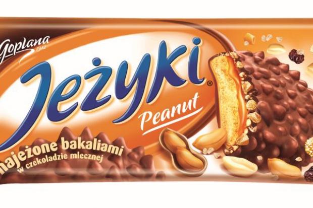 Nowość od Colian - Jeżyki Peanut