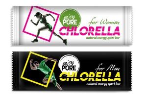 Nowość od Purella Food – CHLORELLA Sport bar dla kobiet i mężczyzn