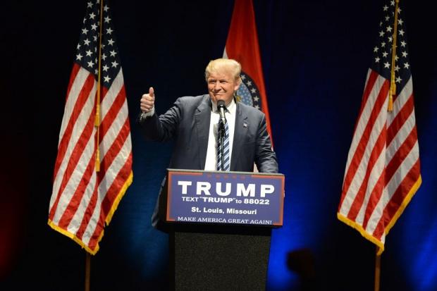 Trump chce wycofać USA z TPP