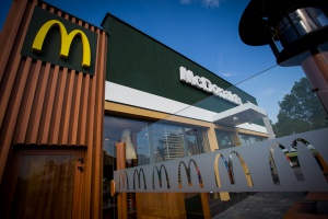 McDonald's  z aplikacją Android Pay