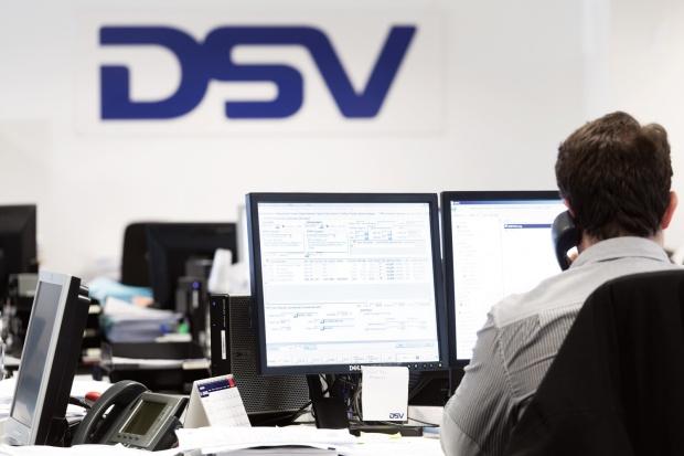 Nowe centrum logistyczne DSV w Pradze
