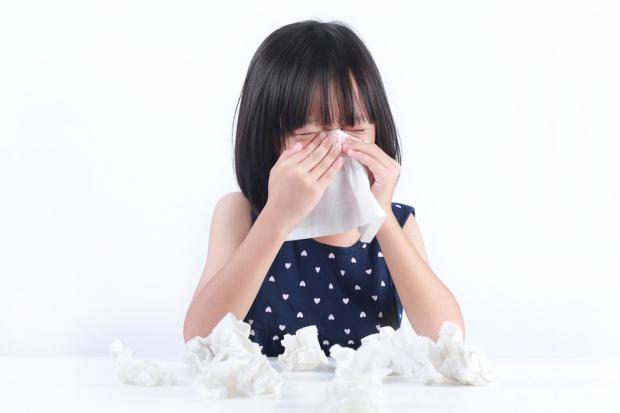 Alergia problemem coraz większej liczby dzieci
