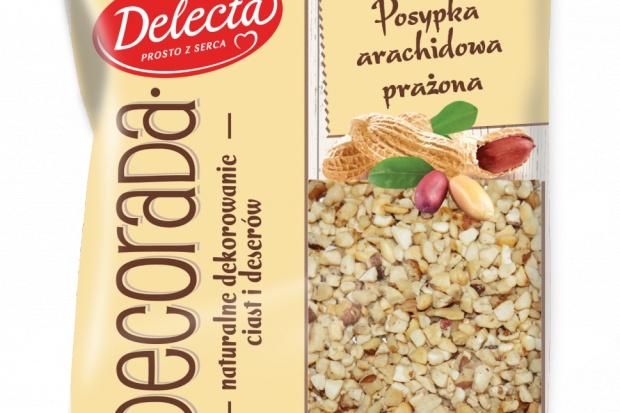 Nowe posypki Delecta do ciast od Bakalland