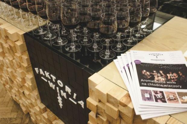 Faktoria Win: Wzrost kategorii win stołowych w małych sklepach podwoił się dzięki nam