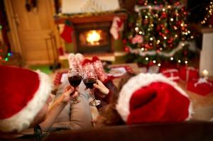 Wino najchętniej wybieranym trunkiem na świątecznym stole